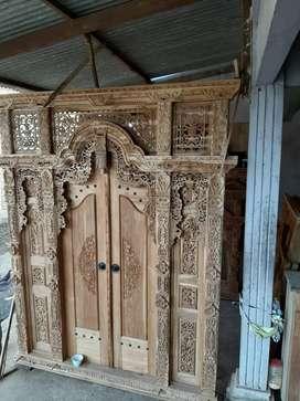 anza cuci gudang pintu gebyok gapuro jendela rumah masjid musholla