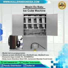 Mesin Es Batu - Mesin Es Cube