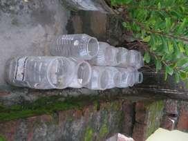 प्लास्टिक/तीन/फुट्थे के डिब्बे
