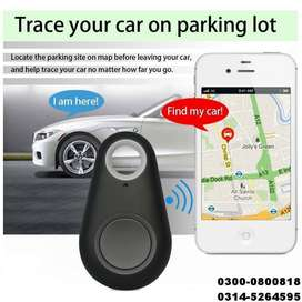 GPS Car tracker with real time location