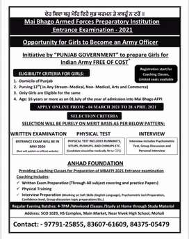 Requirement of employee for front office desk