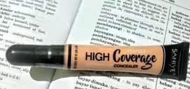 High Coverage Waterproof Concealer Merk Saniye