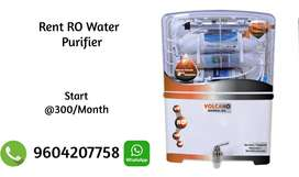 RENT MINERAL RO WATER PURIFIER JUST AT 300/- MONTH