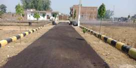 Lucknow me kam rate me plot BBD Green city