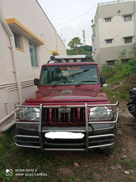 Mahindra Bolero SLE BS IV, 2009, Diesel