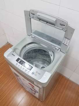 LG 6.2kg topload washing machine wit free home delivery