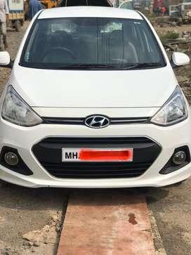 Hyundai xcent Petrol 1st owner car
