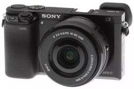 Sony Alpha A6000L 16-50mm kredit tanpa kartu kredit