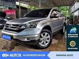 [OLX Autos] Honda CRV 2012 Bensin 2.0 M/T Silver #Farhana Auto