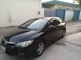Honda Civic 1.8 Prosmatic (Automatic) 2010 Family Car with PAF Officer