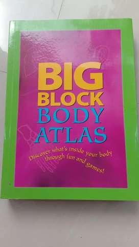 Big Body Atlas Belajar Anatomi Tubuh