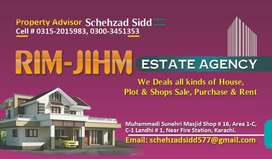 1.c area Landhi 2 house for sale