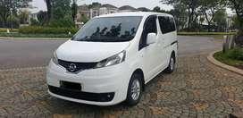 Nissan evalia xv 2012 a/t putih