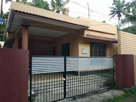 2.bhk 1100 sqft house at aluva very near to dessom