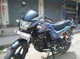 Hero Honda Passion Pro 2010 Model.