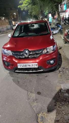 Renault KWID 2017 Petrol 31000 Km Driven
