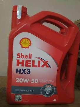 Oli Shell Helix HX3 20W-50W