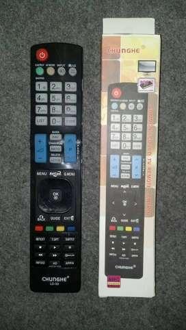 REMOT REMOTE TV LCD LEDP LASMA LG MULTI UNIVERSAL CH