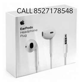 Almost brand new sealed packed earphones are available of iPhone 6