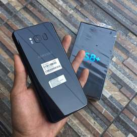 Samsung S8+ 64 Gb Black (Sein)