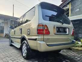 Kijang LGX 2002 1.8 bensin new model antik