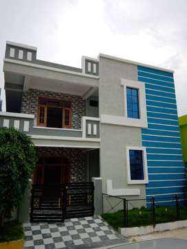 3 BHK House for sale with rental agreement of 2 years 20000/- p/m