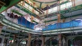 Kapolding steger scaffolding dan alat bantu bangunan