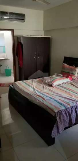 DHA phase 2 furnished room availble for rent for female
