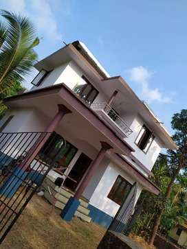House near Nileshwar (Kasaragod dist)for sale.