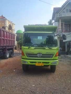 DJ dump truk hino lohan 2012