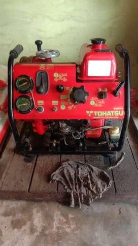 Mesin pemadam kebakaran, merek tohatsu