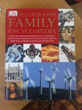 DK Illustrated Family Encyclopedia