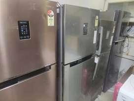 Refrigerator sale Samsung 394 litre digital inverter 2020 21 model