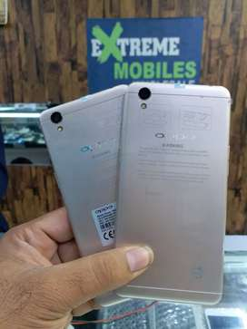 Oppo A37 2GB RAM 16GB STORAGE DUAL SIM .PTA APPROVED