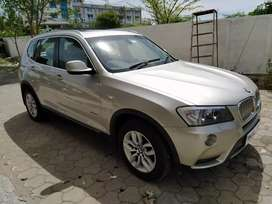 BMW X3 2012 Diesel Well Maintained