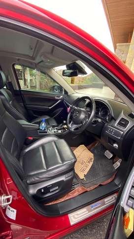 Mazda CX5 GT red soul 2016