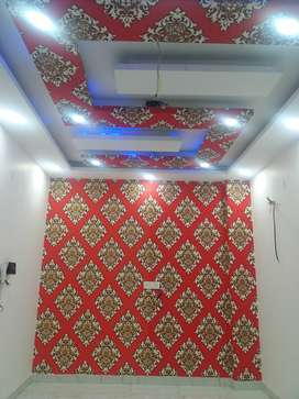 3 bhk Ready to move builder floors  with loan facility in car parking