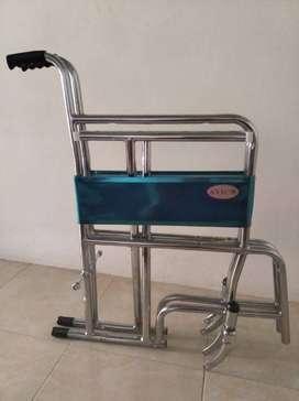 Rangka kursi roda merk avico kuat kokoh gratis pasang