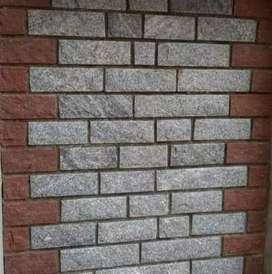Stone work all cladding