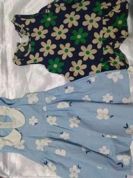 Pakaian bran anak umur 2 - 4 tahun