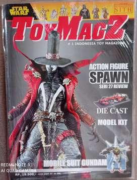 Majalah ToyMagz