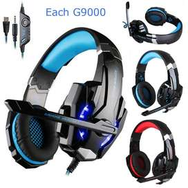 G9000 Stereo Gaming Headphone with mic for PS4, PC, Xbox-010012