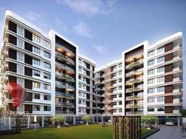 Fully Gated Community 3BHK Flats Are Available