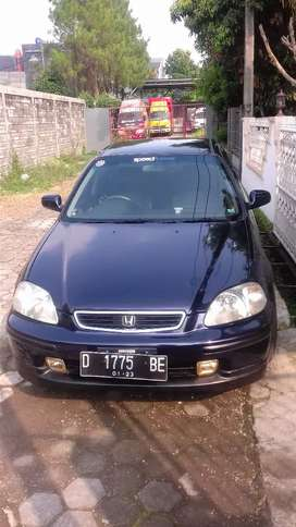 Civic Ferio 1.6Manual'98(D asli) FullVar,Apik,Mulus