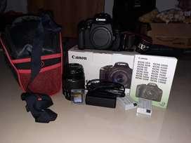 Kamera DSLR 600D