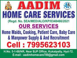 HOME CARE SERVICE IN KUKATPALLY HITECH CITY