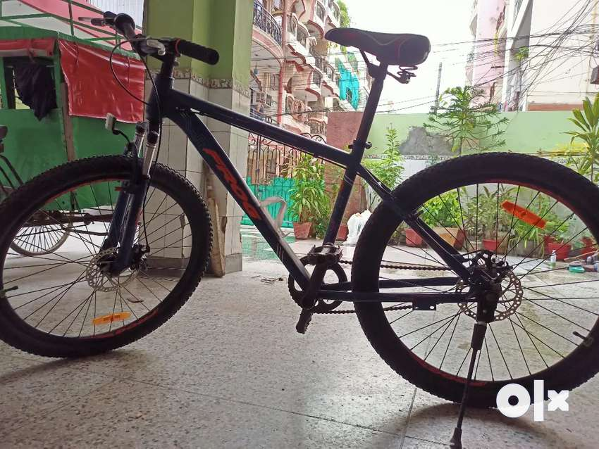 Frog Cycle... New condition...dual disks..fat tyres. Smooth and sporty