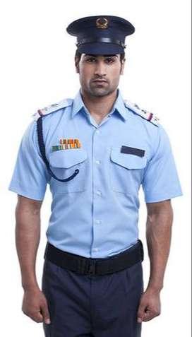 derabassi location security guard job