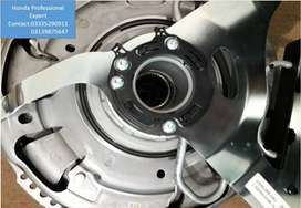 New Dry dual clutch for Honda vezel, FIT, Grace available