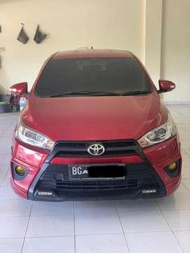 Toyota Yaris G up TRD 2015 M/T